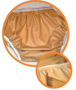 Culotte incontinence caoutchouc Naturella de Sanygia